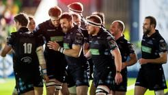 Glasgow Warriors 37 - 21 Benetton Rugby