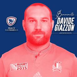 FEMI-CZ RRD: Davide Giazzon è il nuovo allenatore della mischia