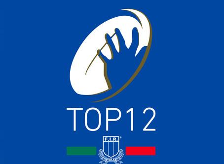 Top12: le designazioni arbitrali della 17a giornata
