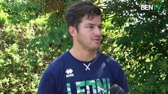 """Joaquin Riera: """"Ho molta fiducia per la prossima stagione"""""""
