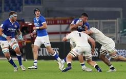L'Inghilterra vince 5-34 a Roma ed aspetta Francia v Irlanda