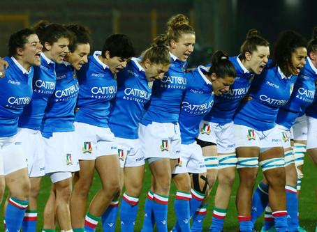 La Nazionale Femminile a Parma dal 3 al 6 Gennaio