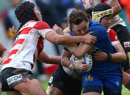 Italia Femminile: le Azzurre per il  Test Match contro l'Inghilterra