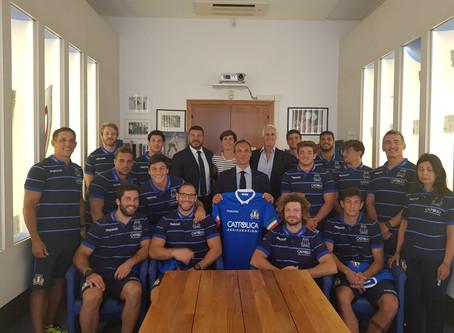 Italseven, gli Azzurri per il torneo di qualificazione olimpica a Colomiers
