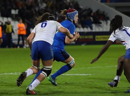 Sei Nazioni Femminile: a Limoges, la Francia supera 45-10 l'Italdonne