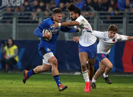 Nazionale U20, gli Azzurrini rimontati e battuti dalla Francia 31-19