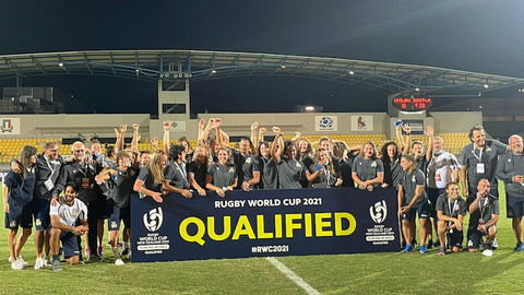 Italdonne qualificata alla Rugby World Cup 2021