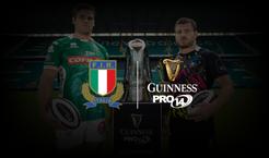 Comunicato stampa Guinness PRO14