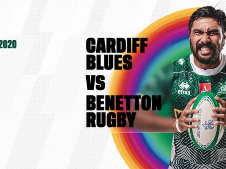 Selezionato il XV dei Leoni per la trasferta contro i Cardiff Blues