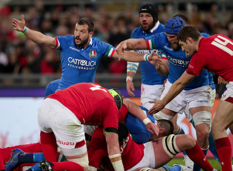 Rugby in TV: il palinsesto del weekend