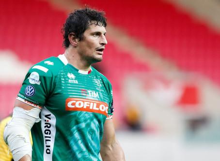 """Benetton Rugby, Zanni: """"vogliamo chiudere bene davanti al nostro pubblico"""""""