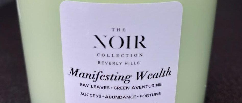 Manifesting WEALTH - 10 oz