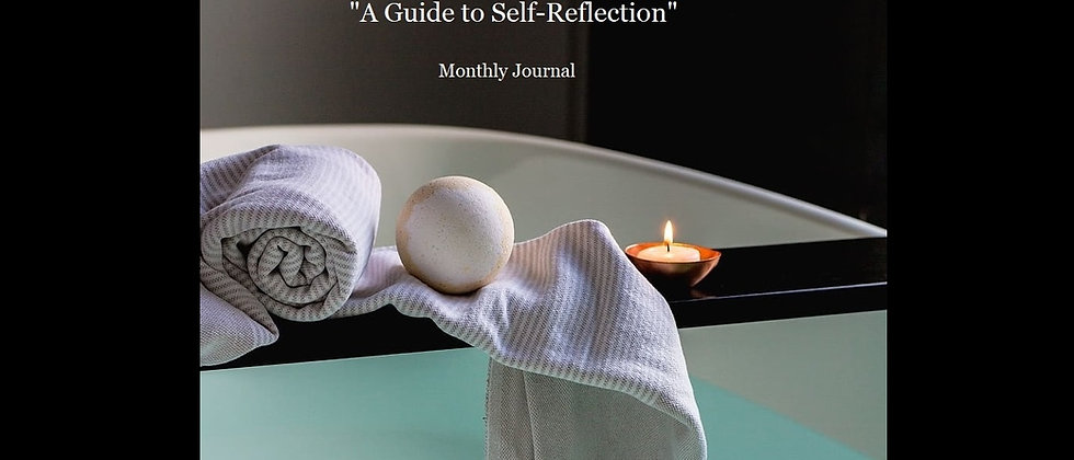 """Self-Discovery - """"A Guide to Self Reflection"""" Ebook"""