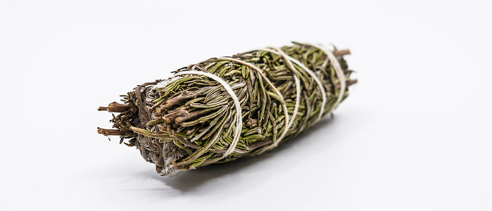 Rosemary & White Sage Smudging Stick