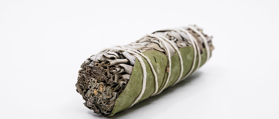 Eucalyptus & White Sage Smudging Sticks