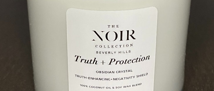 Truth + Protection Candle - 10 oz