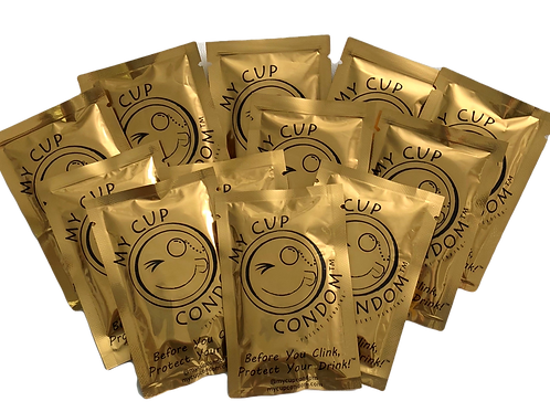 My Cup Condom™ 12 -  Pack