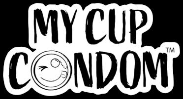 My Cup Condom™ New Sticker