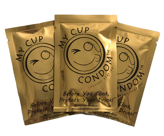 My Cup Condom™  3 - Pack