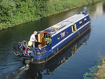 narrowboat moving service