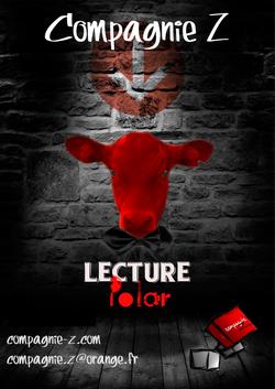 Affiche Lecture Polar