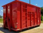 20 cubic yard dumpster bin