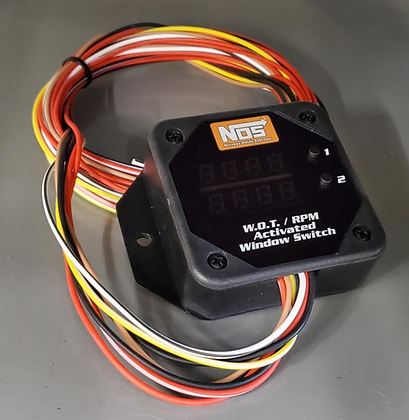 Electrical RPM Actived Window Switch