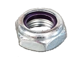 Spindle Nuts: Bag of 5