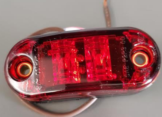 Electrical Light Red #2 (Modified for plus and play)
