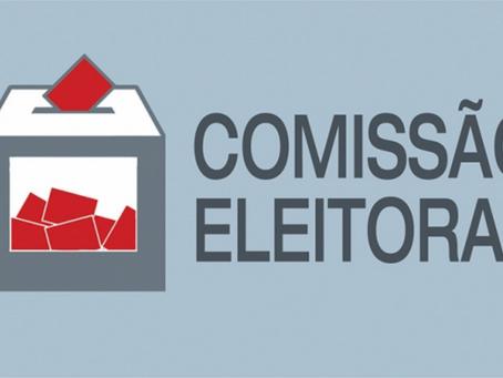Candidatos à comissão eleitoral