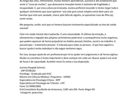 Psicóloga Especialista em Trânsito e Psicologia Clínica
