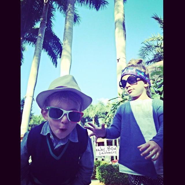 Instagram - #babybowcashmere #springsummer #newcollection #babyboy #babygirl #fa