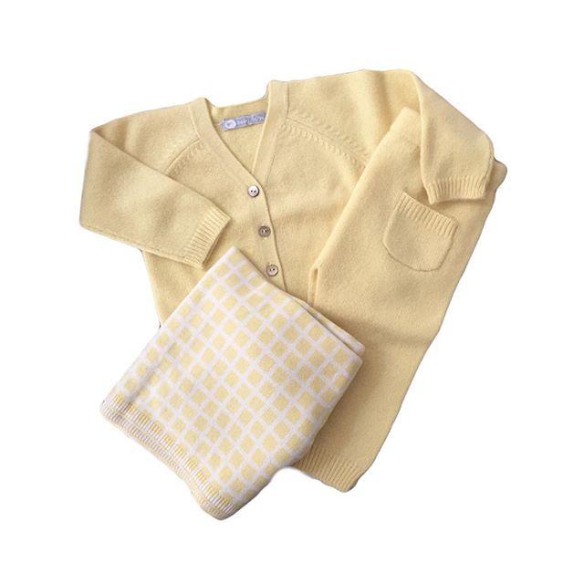 EDI cardigan and pants