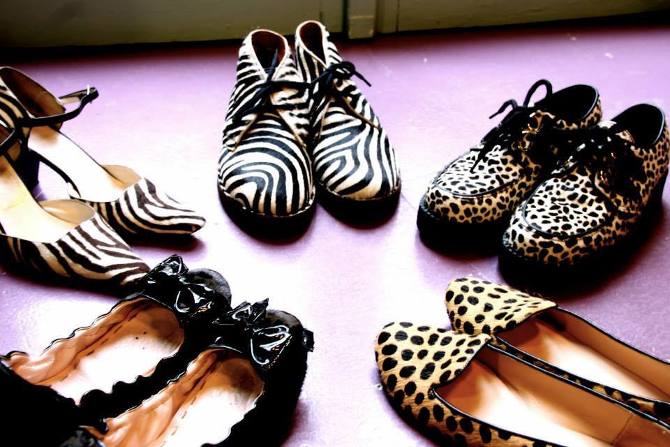 pandora shoes