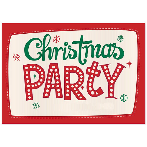 Christmas Party - Adult