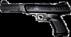 Pistolet à ressort