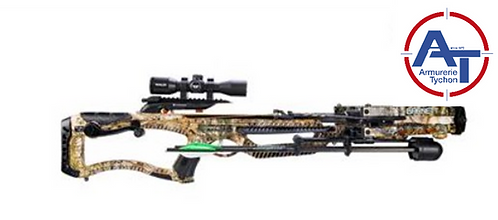 BARNETT RAPTOR PRO STR WITH CCD 400FPS 185LBS 4X32MM ILLUM. SCOPE COMPOUND CROSS