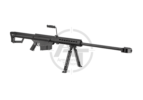 Barrett M82A1 Full Metal (Snow Wolf)  Barre