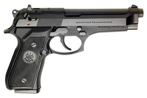 Beretta 92FS Bleu - 9x19 SA / DA