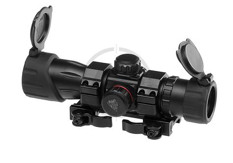 6.4 Inch 1x32 Tactical Dot Sight TS