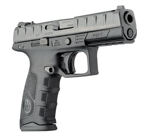 Beretta APX - 9x19 Striker Fired RDO (optique prête)