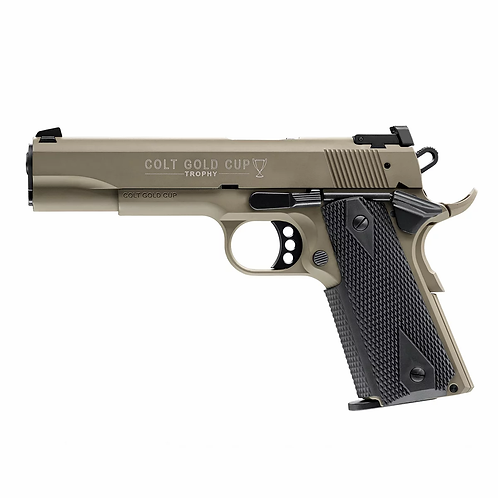 1911 GOLD CUP FDE 12 COUPS