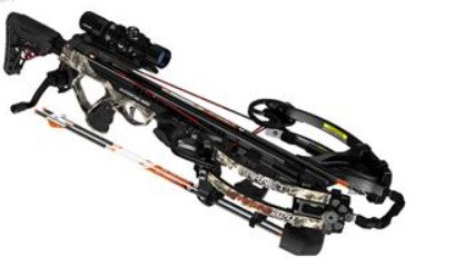 BARNETT CROSSBOW PACKAGES HYPERTAC WITH CCD 420FPS 220LBS 1.5-5X32MM SCOPE