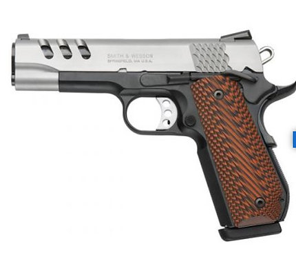 1911 PERFORMANCE CENTER ® MODÈLE SW1911
