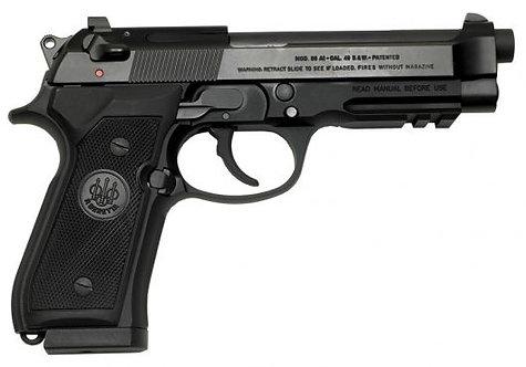 Beretta 92A1 - 9x19 (2mags) SA / DA