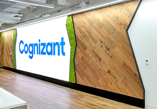 DetaiLED Solutions - Cognizant Lobby- Ri