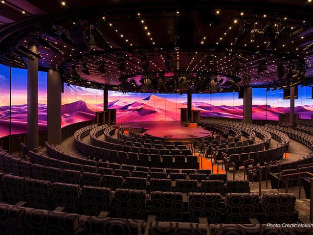Cruise Ship Theatre
