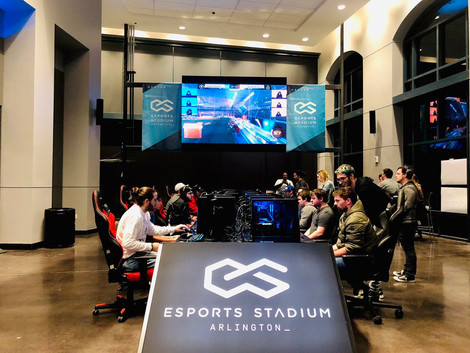 Detailed Solutions_E-Sports-Arlington.