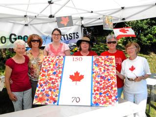 Canada Day Celebration!