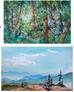 Watercolour Workshops via zoom Jan. 22 & 29 by Melinda Wilde